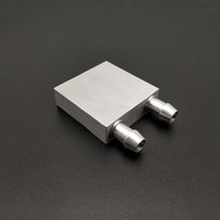 40x40x12mm Aluminum Peltier Cooling Block