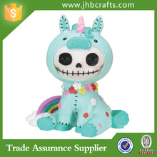 2016 Wholesale Cartoon Animal Resin Figurine Custom For Gift