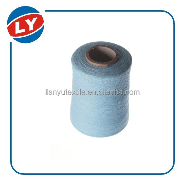 Chinese manufacturer 100 cotton yarn price with low price