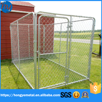 Stainless Steel Pet Cages For Dog/Dog pannel/Iron cages for big animals
