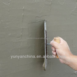 Wall Putty for Rendering a Wall-for smoothing and levelling rough wall surface