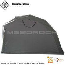 Durable Waterproof Shelters Retractable Standard Sport Motorcycle / ATV Shelter cover motor dome