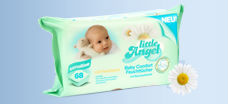 Little Angel Sensitive - Moisturized wipes for kids