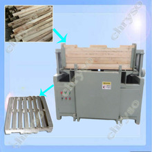 High reputation wooden pallets keyway planer