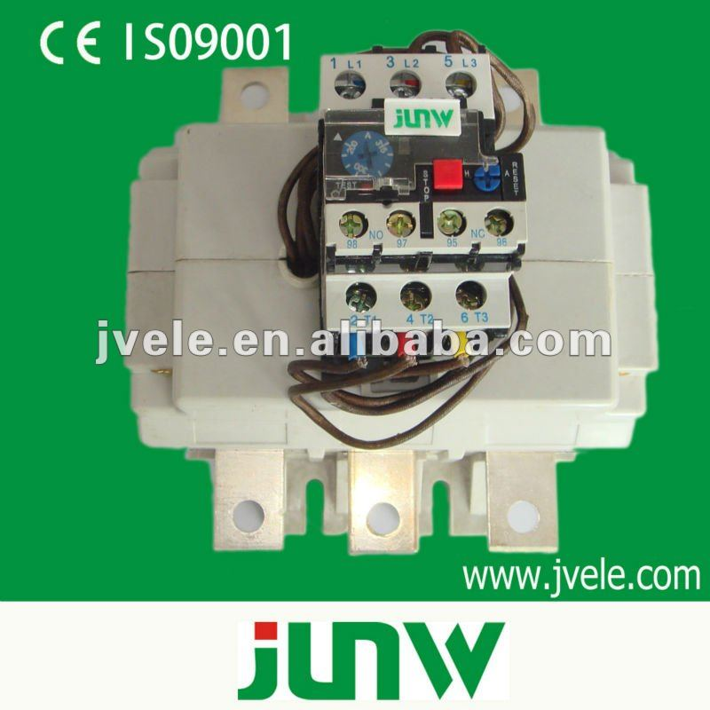 To supply LR2 series thermal relay