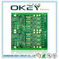 China Professional PCB Manufacturer ups fr4 94v0 power bank circuit board