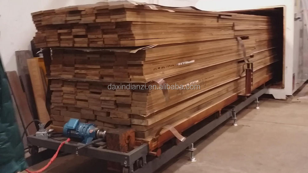 DX-12.0III-DX Energy saving wood timber lumber drying kiln