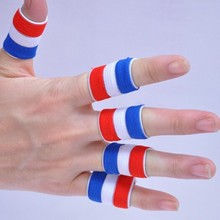 Finger Bands Brace Support Band Sleeve Gym Sports Volleyball Basketball