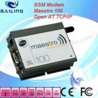 professional gprs tcp ip modem support open at command