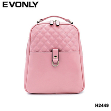 H2449 Manufacturers wholesale new cowhide South Korea edition of backpack multipurpose popular leather tote bags