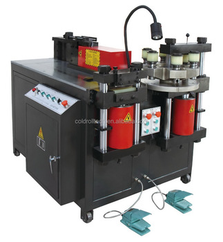 CNC Busbar Punching Cutting And Bending Machine