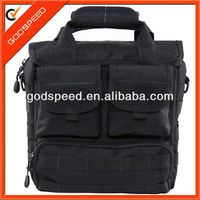 600D polyester military gun bag laptop carrying bag