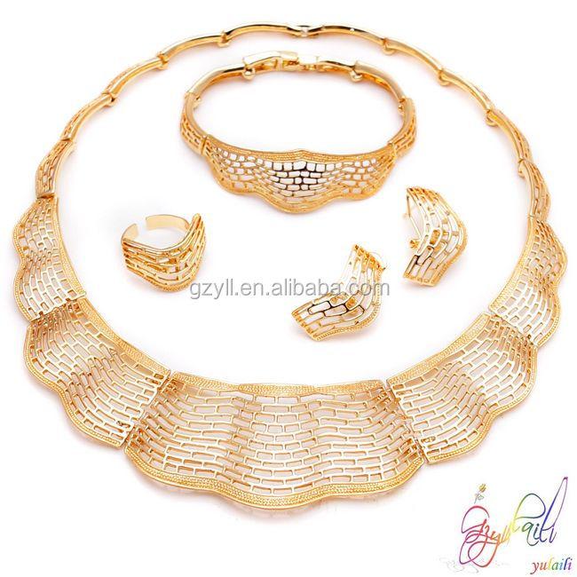 Wholesale dubai gold jewelry 22k line Buy Best dubai gold