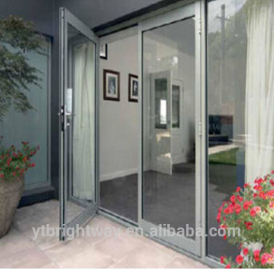 China product interior decorative glass door with great price
