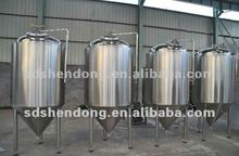 300L beer brew kettle 500L stainless steel mash tun 300L brewery used for beer sale 300L beer brewery