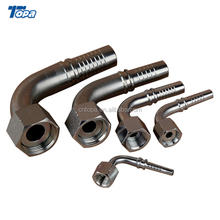 304 stainless steel high pressure hydraulic hose fittings