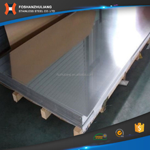 Foshan 0.6mm thick 304 grade stainless steel sheet weight