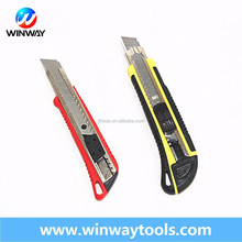 High Quality Multi utility knife /Cutter knife for building field