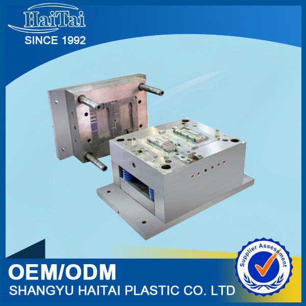 OEM customized hot runner plastic injection mould <strong>manufacturer</strong>