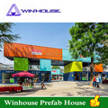 Durable Hot Sale House Temporary Modular Home Shipping Container