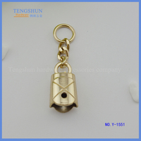 metel bell stopper for the handbag accessories wholesale make in China