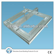 metal furring channel/steel stud profile/galvanized building material