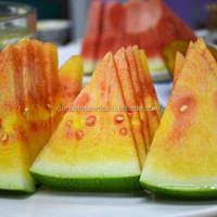 Hybrid Rainbow Watermelon Seeds For Planting