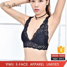 Newest selling good quality sexy model bra manufacturer sale