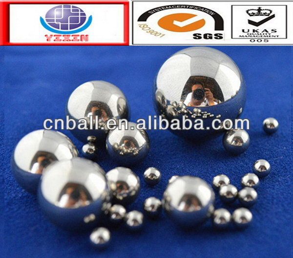 New style best-selling 3.175mm 4.763mm 5.556mm 6.35mm 7.144mm carbon forged steel grinding balls
