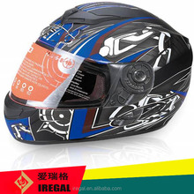 motorcycle helmet with PC matertial ace series