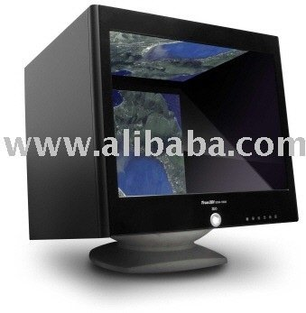 "3D stereoscopic LCD monitor (19"" HD)"