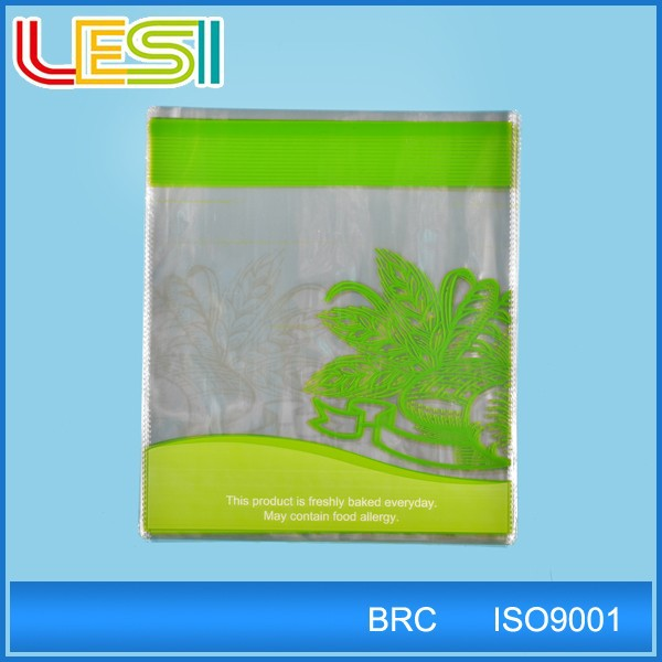 Wholesale beautiful printed recycled opp plastic bag