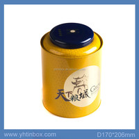 top seal tin cans for food canning