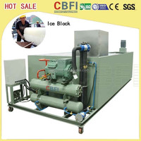 Energy Saving Industrial Ice Block Making Machine For Sale