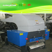 Cheap hot sale plastic film recycling and crusher machine