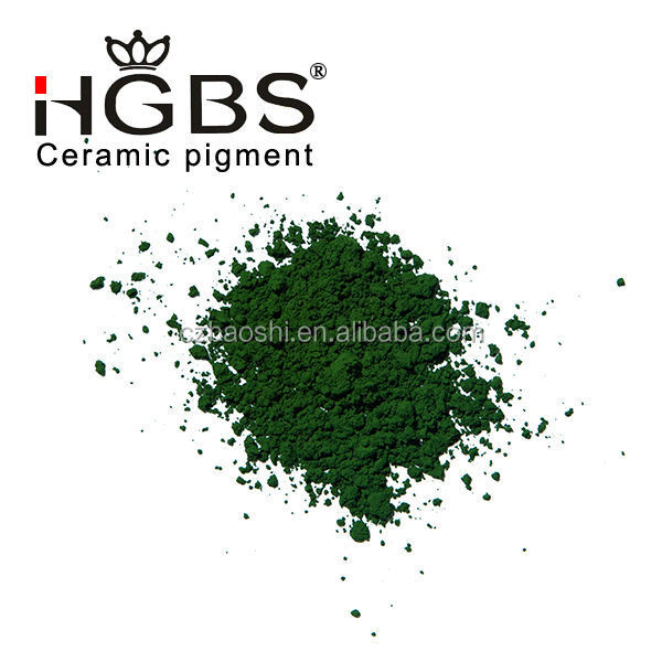 Pigment Deep Green, Color Green Glaze Stain