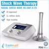 Sport injury treatment shockwave equipment / work injury shock wave machine / Extracorporeal acoustic wave therapy