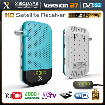 FULL HD H.264 USB Wifi DVB 4K Satellite Receiver