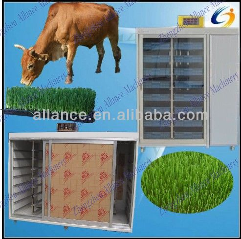 Factory price ! Hydroponic Automatic Corn Seed Sprout Planting Machine