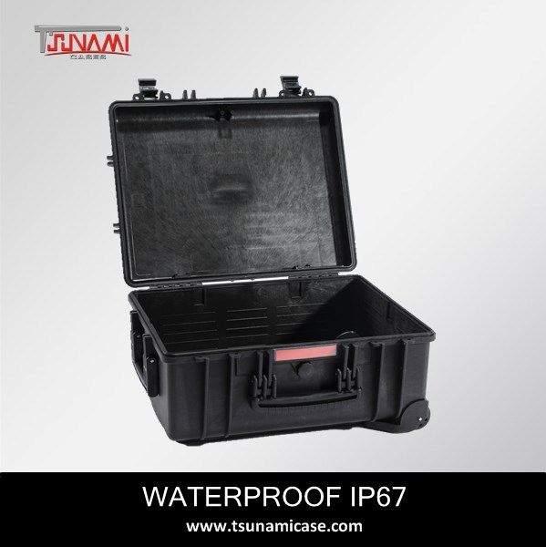 Rugged Plastic Military Computer Cases