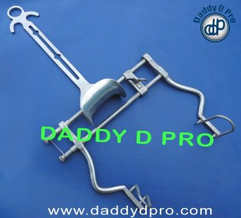 DENTAL VETERINARY ORTHOPEDIC BALLFOUR RETRACTOR SURGICAL INSTRUMENTS