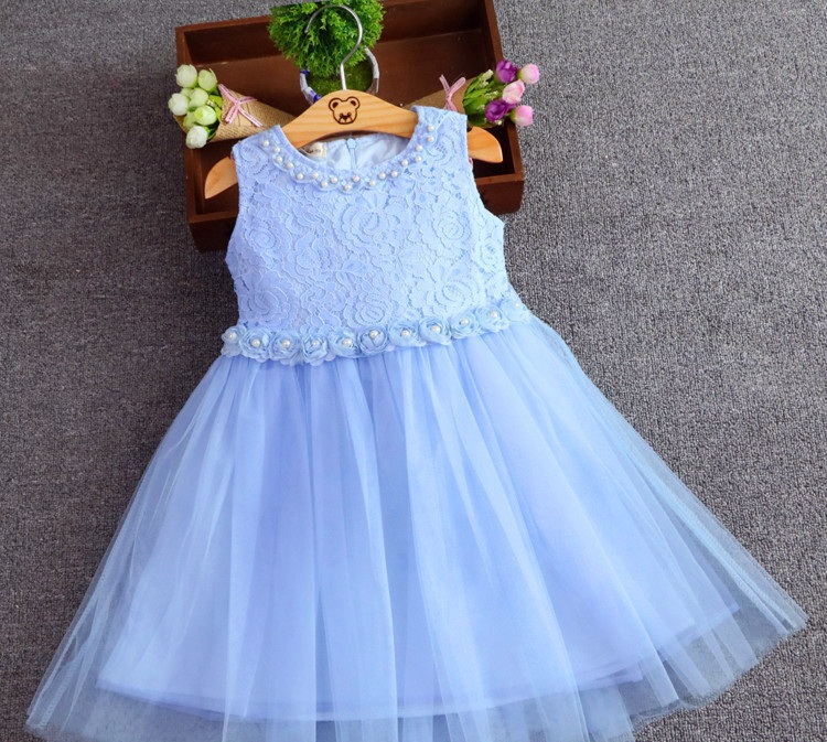 2018 Baby Frock Design Pictures Beauty Dress Girls Party Dress
