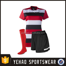 full sublimation ODM heat transferred Soccer Jersey reliable Supplier