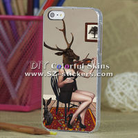 fantasy cell phone housing for iphone5 5 s
