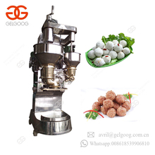 Automatic Swedish Rolling Extruder Stuffed Meatball Forming Maker Mini Fishball Production Line Home Meat Ball Making Machine