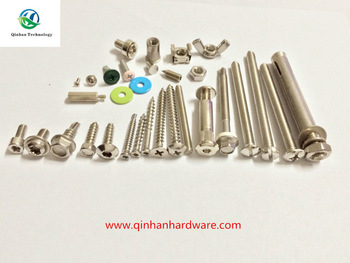 high quality china manufacturer fasteners and screws