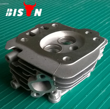 Bison(China) Parts Name of 4 Valve Cylinder Head Generator Parts 6.5HP