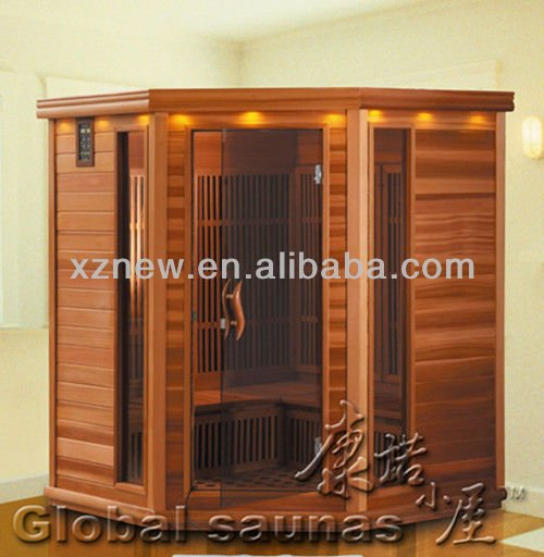suana rooms 2014 hot sale luxury Infrared saunas KN-005C