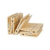 2.5cm Mini Colorful Natural Wooden Photo Clip Paper Peg Clamp Clothespin Wood