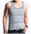 men's custom solid color tank top